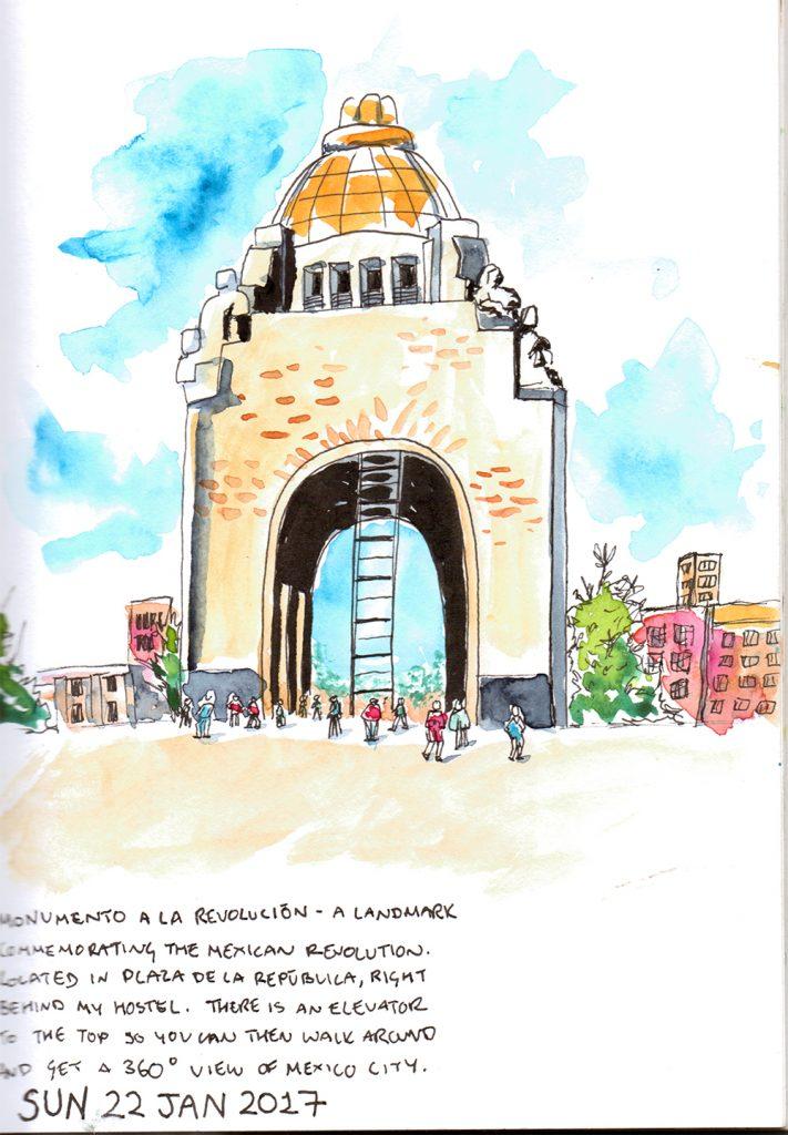 Revolution Monumen