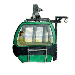 Hartebeespoort cable car