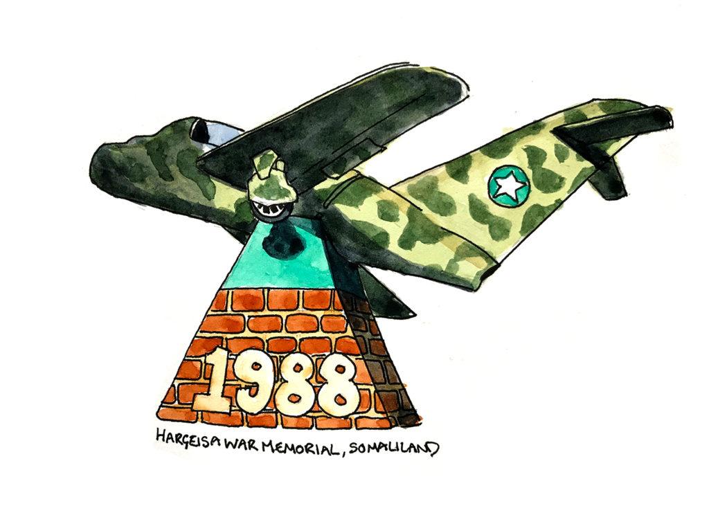 Hargeisa War Memorial Somaliland