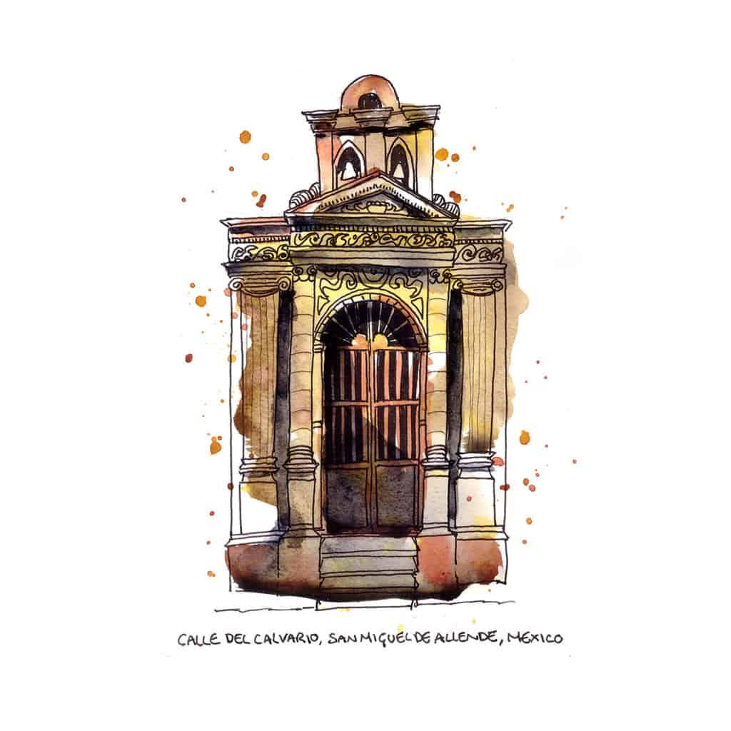 Monument San Miguel de Allende